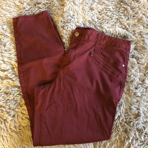 A.n.a jeggings size 18